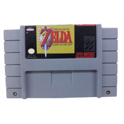 Cartucho de Super Nintendo The Legend of Zelda: A Link to the Past