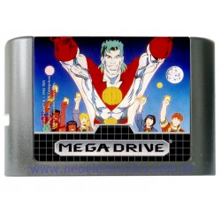 Cartucho de Mega Drive Captain Planet and the Planeteers