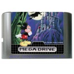Cartucho de Mega Drive Castle of ilusion