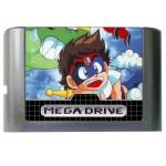 Cartucho de Mega Drive Chiki Chik Boys