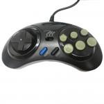 Controle para Mega Drive e Genesis FR-6110