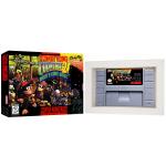 Cartucho Donkey Kong Country 2 com Caixa e Berço