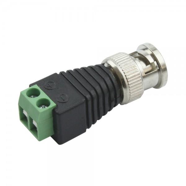 Plug BNC Macho