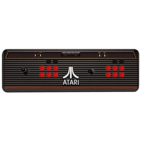 Fliperama Portátil Duplo Controle Aegir Atari