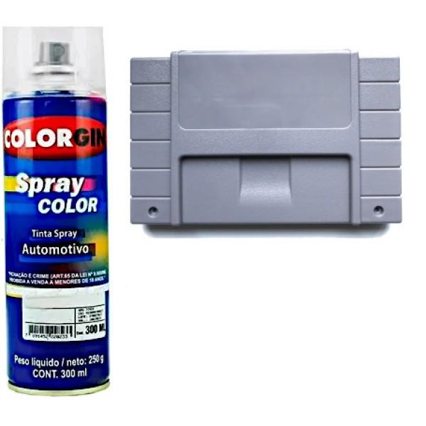 Tinta Spray ColorGin 300ml Cartucho Super Nintendo