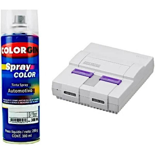 Tinta Spray ColorGin 300ml Console Super Nintendo