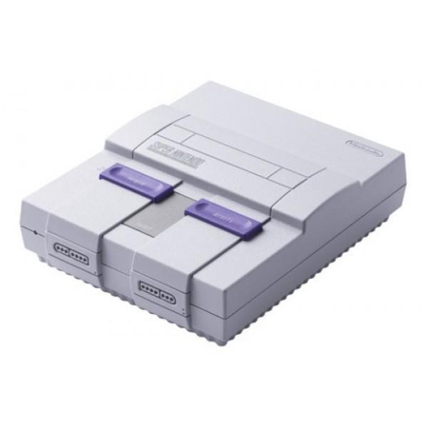 Super Nintendo FAT Console