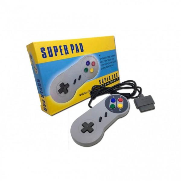 Controle Super Nintendo Paralelo CR-001