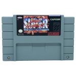 Cartucho de Super Nintendo Super Street Fighter II: The New Challengers